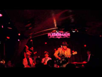 Leas Shuffle Gangster live bei COOL FOR CATS im Cabaret Fledermaus (2)